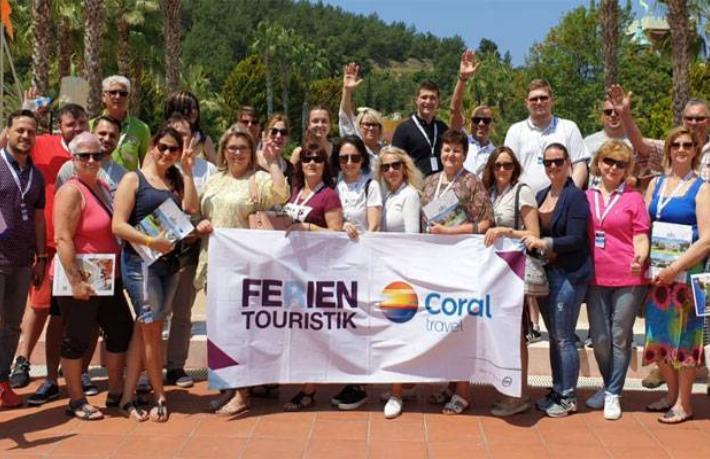 Ferien Touristik, Alman seyahat acentelerini Türkiye'ye getirecek