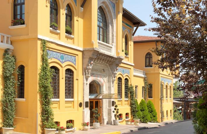 'Dünyanın En İyi 25 Oteli' arasında yer aldı