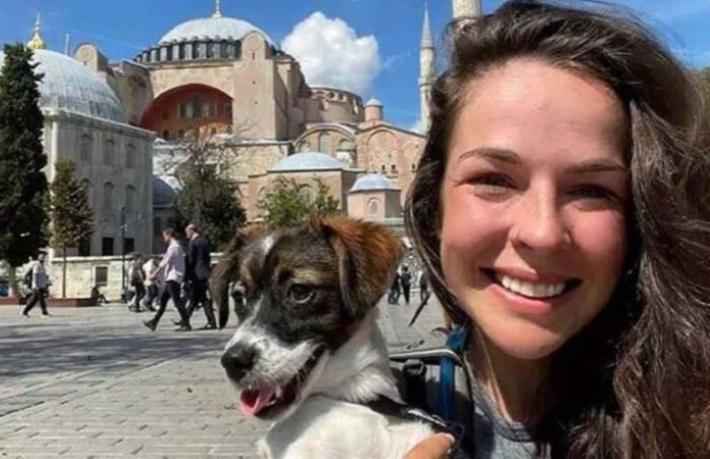 Çekya'dan İstanbul'a yürüdü