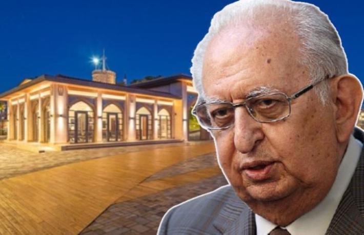 Eski TBMM Başkanı Cindoruk'tan Yassıada'daki otele tepki