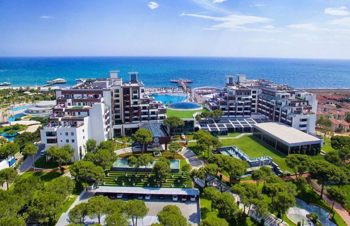 Anex resort otellerini kışın da açık tutacak