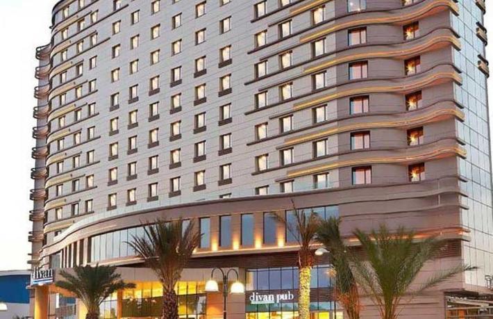 Şanlıurfa'da Divan Otel'e kim engel oldu?