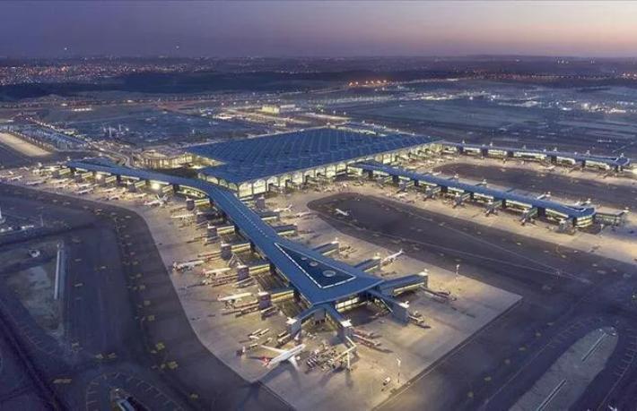 Avrupa'da İstanbul Havalimanı ilk sırada