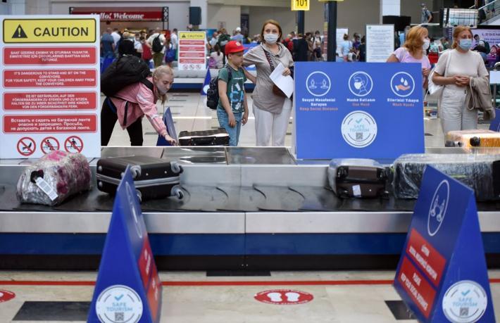 ATOR: Türkiye'ye giden her dört turistten biri Rusya'dan