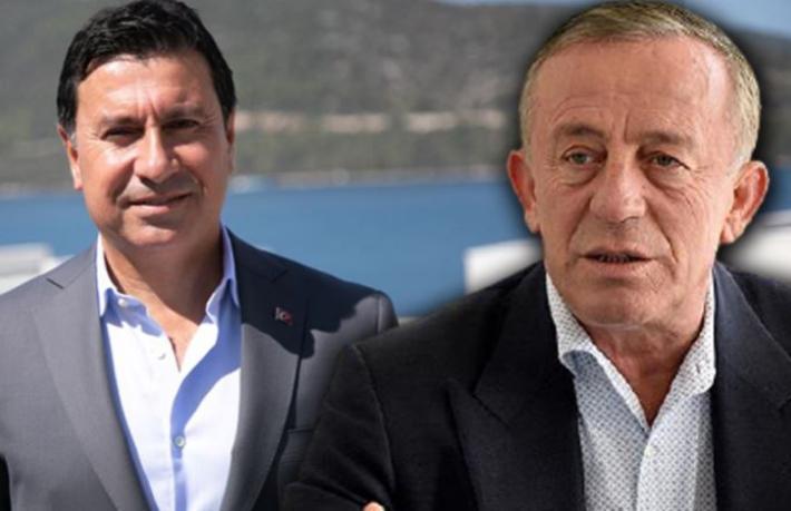"""Başkan Aras, Ağaoğlu'na sert çıktı: Bodrum markasını kullanma hakkını size kim verdi?"""""""