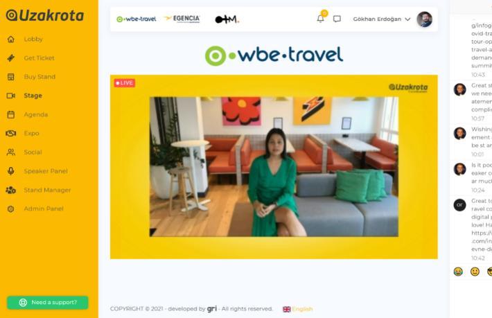 Uzakrotadünyanın en büyük online turizm etkinliği için hazırlanıyor