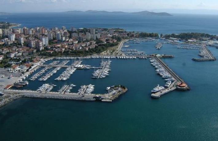 Kalamış Yat Limanı'na 2,5 Milyar Liralık teklif