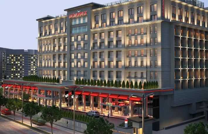 Mövenpick Hotel Istanbul Asia Airport kapılarını açtı