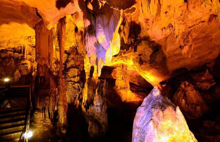 180 milyon yıllık mağaranın önüne apart otel yapılacak