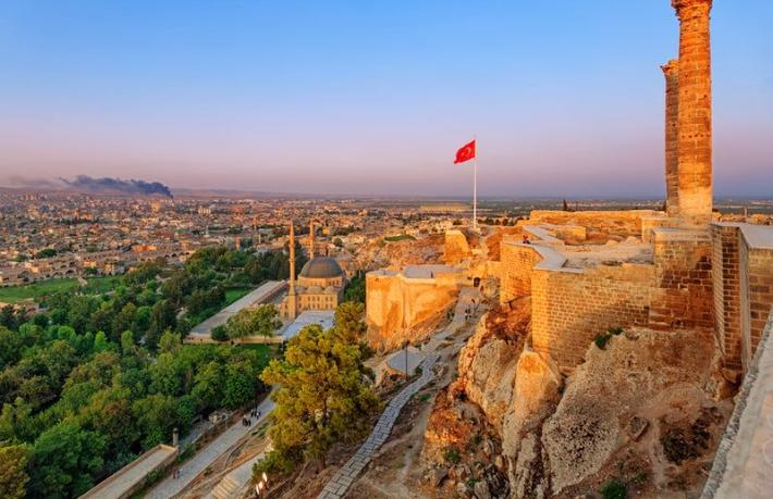 Irmak İnşaat Urfa'ya 33 Milyon Liraya otel yapacak