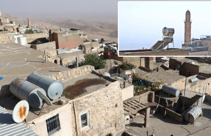 Turistin 'su deposu' ve 'anten' şikayeti