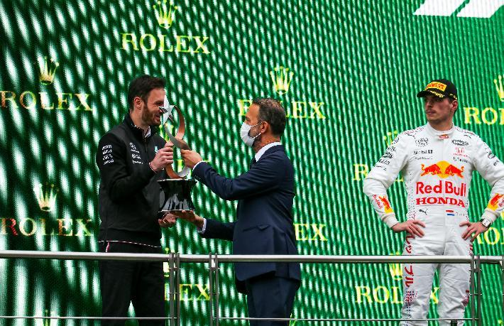 Formula 1'e 190 bin kişi katıldı