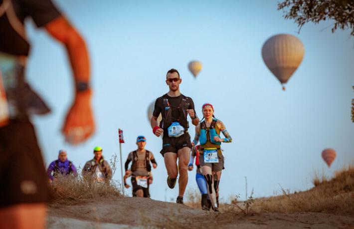 Corendon Airlines Salomon Cappadocia Ultra-Trail'e sponsor oldu