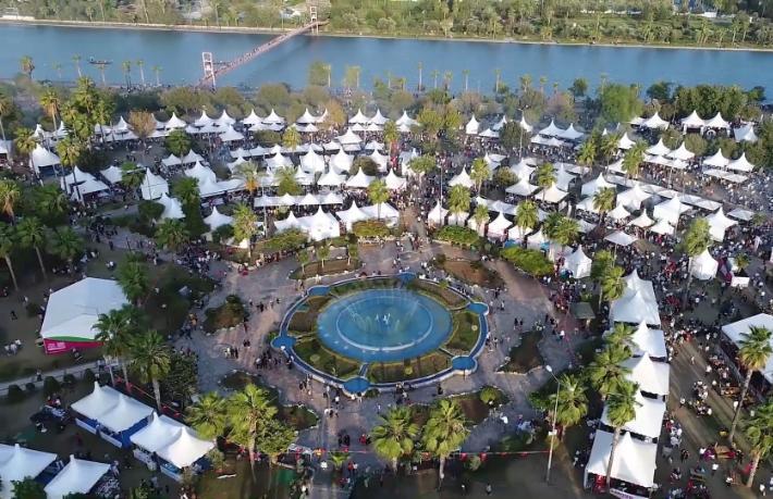 5'inci Uluslararası Adana Lezzet Festivali 285 bin kişiyi ağırladı