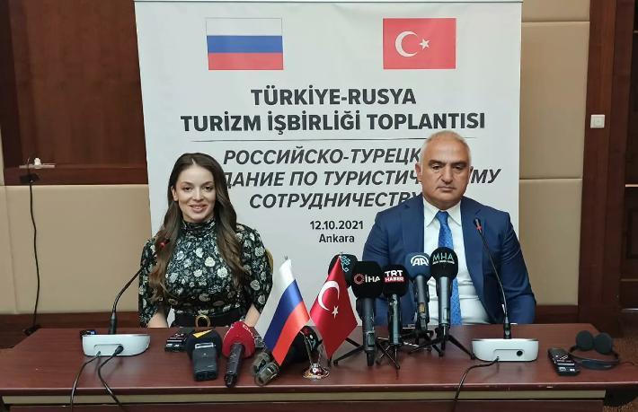 Türkiye ve Rusya'dan 'Ortak Turizm Eylem Planı'