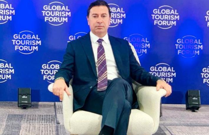 Global Turizm Forumu'nda Türkiye'yi Ahmet  Aras temsil edecek