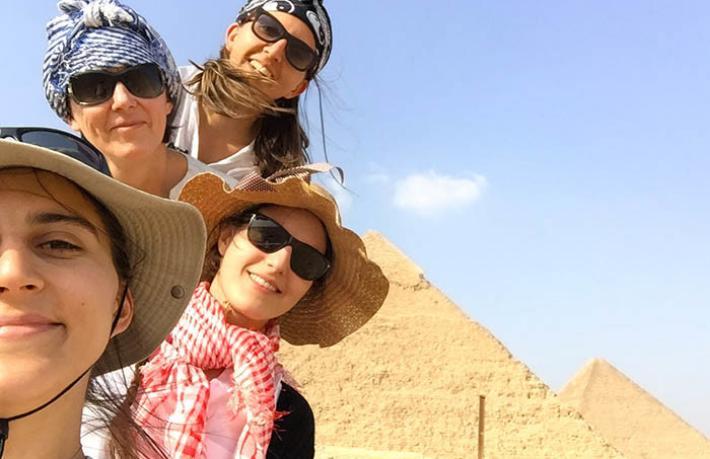 Rusya'dan Mısır'a charter uçuşlar başlıyor