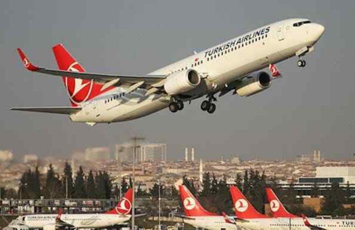 Uçuşlarını askıya aldı... THY Rusya'nın o kentine 2022'ye kadar uçmayacak