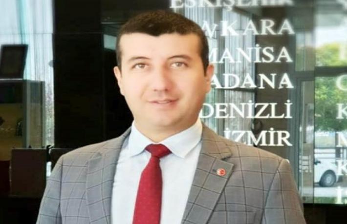 Konya Anemon Otel'e yeni genel müdür