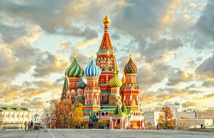 Rusya'da 1 hafta Korona tatili