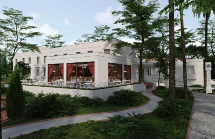 Dokuma fabrikası, nostljik '1974 Oteli' olacak