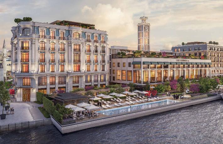 300 Milyon Euro'luk otel açılışa gün sayıyor