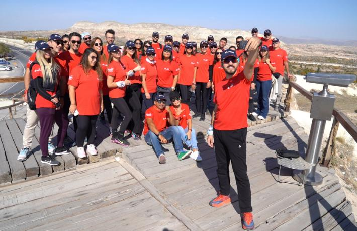 Corendon Airlines, Salomon Cappadocıa Ultra-Trail 2021'e değer kattı