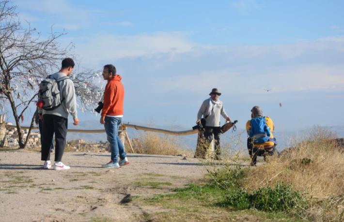 UNESCO Touristica Photo Safari ekibi Xanthos ve Letoon Antik Kenti'ni fotoğraflayacak