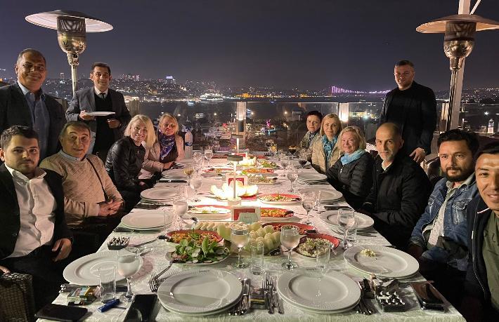 Rus seyahat acenteleri İstanbul'da