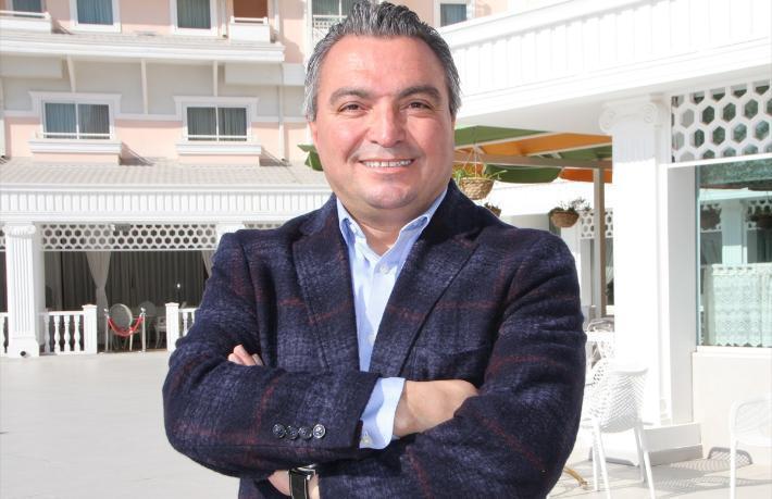 Antalya otellerinde yüzde 60 oranında yoğunluk yaşıyoruz