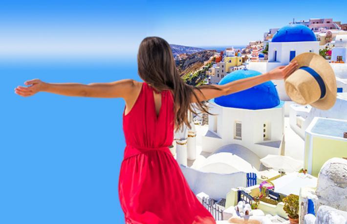 Yunanistan'da otel dolulukları yükseliyor
