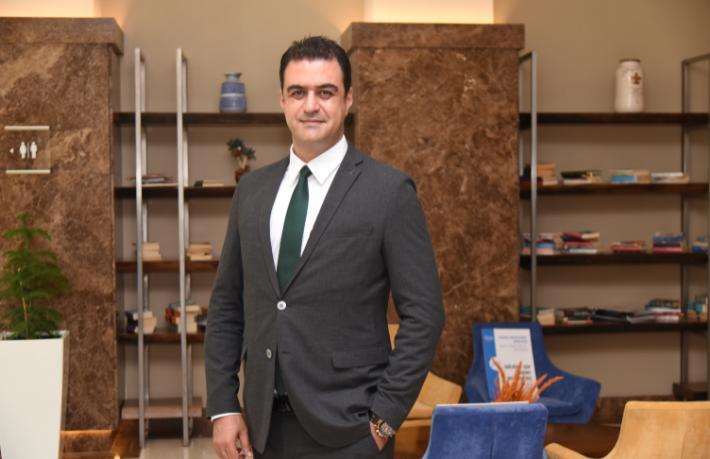 Divan Mersin'e yeni Otel Müdürü