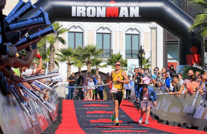 Dünyanın en seçkin triatlon yarışı Ironman 31 Ekim'de Antalya Belek'de
