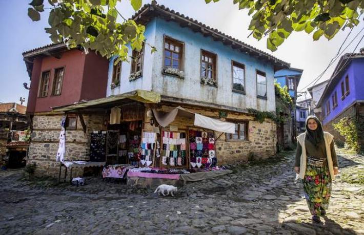 UNESCO Touristica Photo Safari'nin Bursa Cumalıkızık kazananları açıklandı