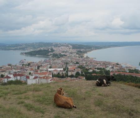 İnsanı sadece dalgaların rahatsız ettiği kent: Sinop