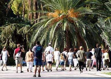 İsveçli turistlerin Türkiye'ye ilgisi artıyor...
