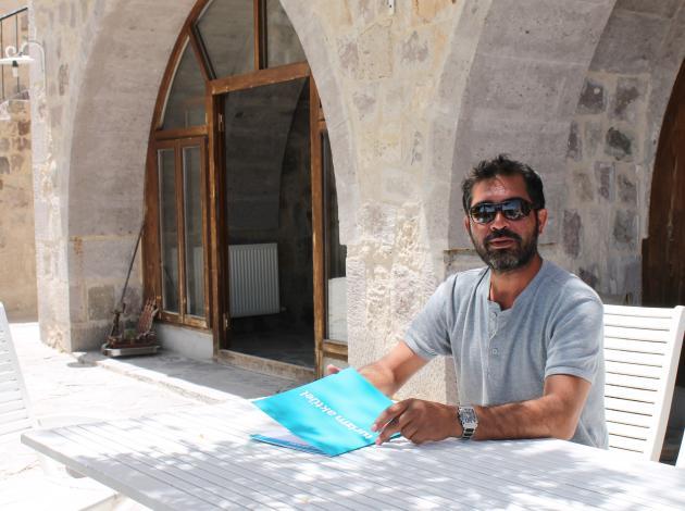 Kapadokya Türk turizminin göz bebeğidir
