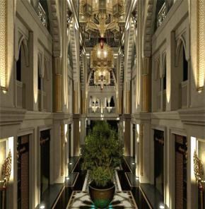 Rixos'un, Dubai'deki oteli Zabeel Saray