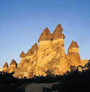 Kapadokya'ya turist ilgisi