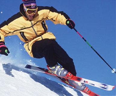 Avrupa'nın en güzel kayak otelleri...