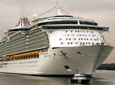 İzmir'e 2010'da turist dolu 144 gemi gelecek...