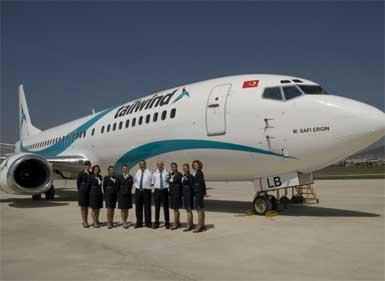 Tailwind Havayolları, kendi pilotlarını yetiştirecek...