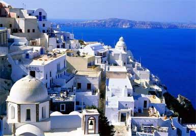 Yunanistan'da turizm beklentileri kötü...