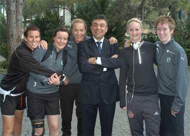 2011'de Avrupalı futbol takımları, Antalya için kuyruk olacak...