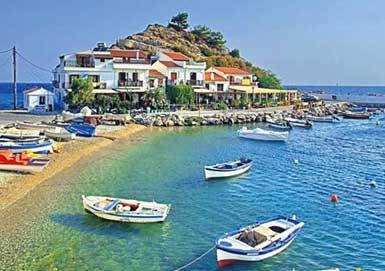 Turistik Yunan adaları satılıyor mu?