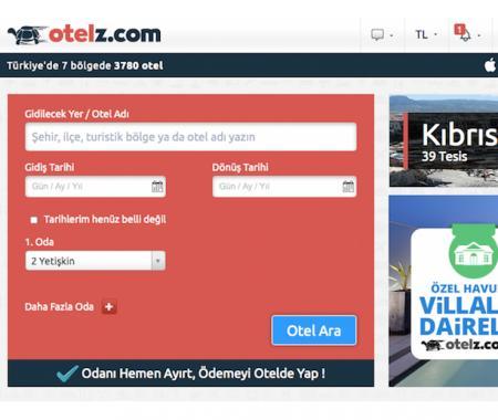 Otelz.com'a yabancı fonlardan yatırım