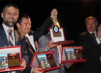 Tez Tour, 15'inci Yılını Mısır'da törenlerle kutladı...