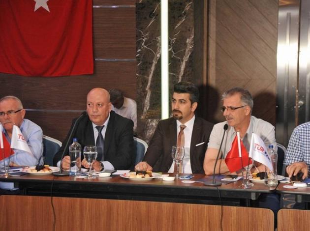 TUROYD otelcileri Anadolu'da buluşturacak