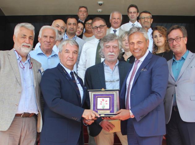 TÜRSAB başkan adayı Bağlıkaya'dan birlik mesajı
